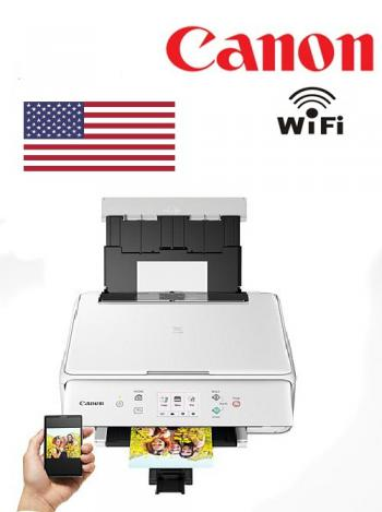 Canon TS6220, In Scan Copy, Wifi, In phun màu, 5 màu mực