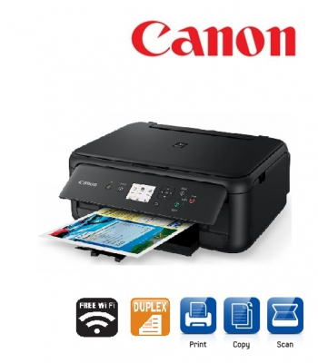 Canon TS5160 , In Scan Copy, Wifi, In phun màu